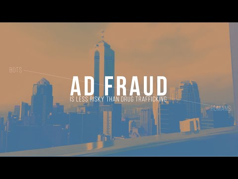Ad fraud is less risky than drug trafficking