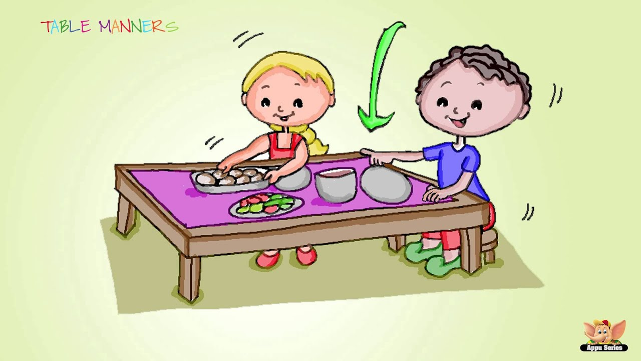 YouTube Premium  sc 1 st  YouTube & Family Education Series - Learn Table Manners - YouTube