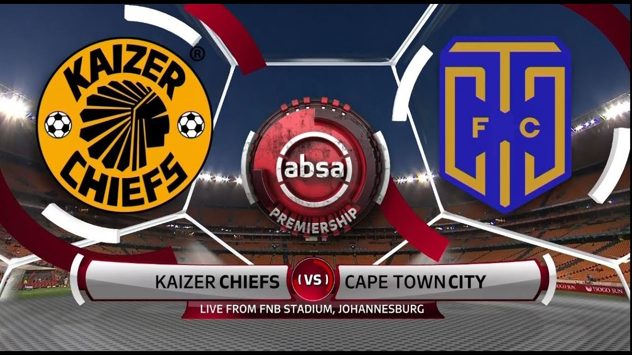Absa Premiership 2018/19 | Kaizer Chiefs vs Cape Town City