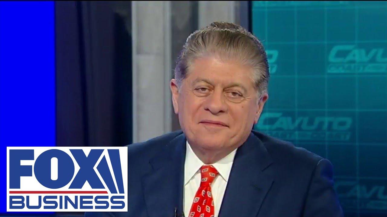 Judge Napolitano: Trump will veto the War Powers resolution