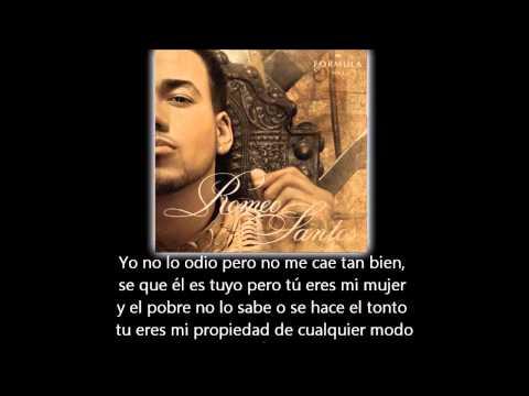 Romeo Santos – Vale La Pena El Placer (lyric – letra)