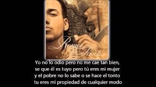 Romeo Santos - Vale La Pena El Placer (lyric - letra)