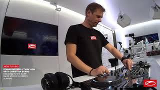 [ASOT 954] Roman Messer, Twin View & Christian Burns - Dancing In The Dark (Alex M.O.R.P.H. Remix)