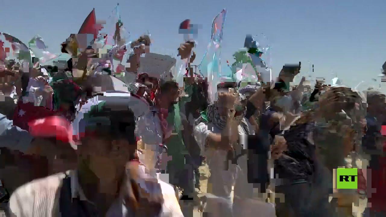 لليوم الثاني.. أردنيون يحتشدون قرب حدود الضفة  - نشر قبل 3 ساعة