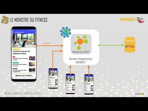 Afficher des contenus riches dans vos applications WINDEV Mobile