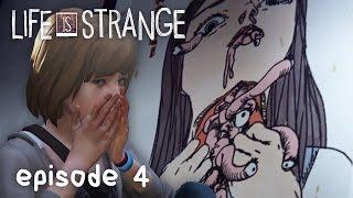 Zapętlaj ЧТО ЭТО ЗА ЖЕСТЬ?! - Life Is Strange Episode 4 #3 | EugeneSagaz