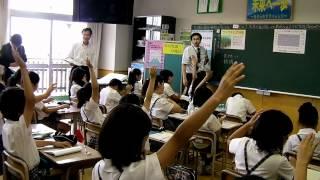 教員の資質向上のため、定期的に授業を通しての研究会を実施しています...