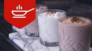 Birbirinden Lezzetli 3 Farklı Milkshake Tarifi | Evde Milkshake Nasıl Yapılır