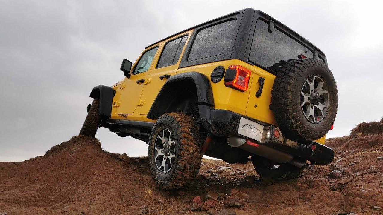 Jeep Wrangler Unlimited Rubicon Xtreme 2020: A prueba!