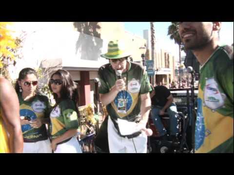 Brazilian Street Carnaval Rio-Style Parade
