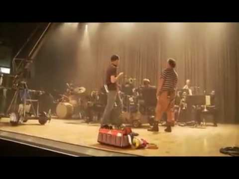 Whiplash-Behind the scenes-Miles Teller,J.K.Simmons,Damiene Chazelle