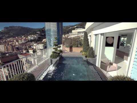 Monaco Périgord appartement meublé en 3D