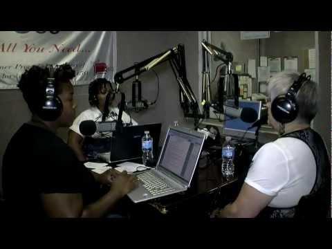 GENNA SAPIA RUFFIN ON THE CLAIM YOUR FAME RADIO SHOW IN ATLANTA GA