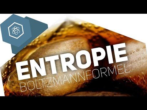 Entropie – Mikrozustände & Boltzmannformel