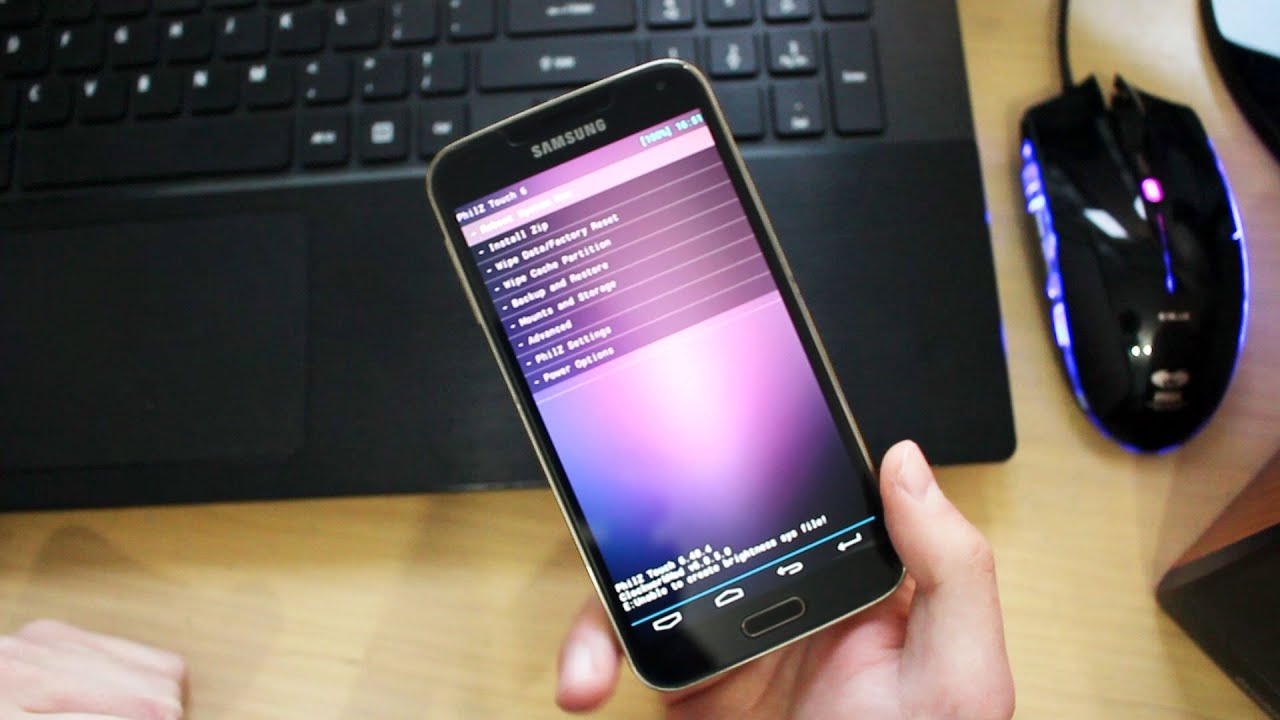 How To Boot Samsung Galaxy Into Recovery Mode (Galaxy S6