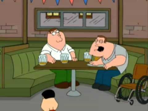 Family Guy - Joe Crying