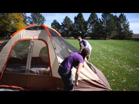 Ozark Trail 8 Person Dome Tent : ozark trail 3 room dome tent - memphite.com