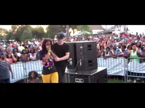 """Power 99"" 2012 Peace For The Streets Concert ft Jacob Latimore & Pleasure P @Yesgodtv"