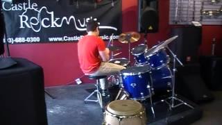 Patrick Girard performs Never-ending Sigh