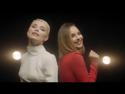 Chenoa ySoraya se unen en el videoclip de Rompecabezas