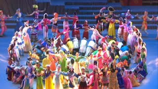 Chinese Leaders Attend Opening of Ethnic Minority Arts Festival