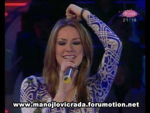 Rada Manojlovic - Kako bole usne neverne - Grand Parada - (TV Pink 2008.)