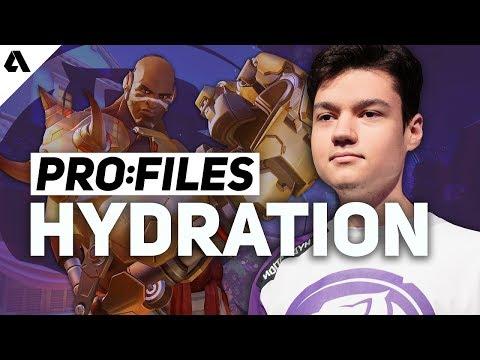 "PROfiles: João Pedro ""Hydration"" Goes Telles | Overwatch League Player Profile thumbnail"