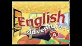 English Adventure Starter A - Обучающее видео английский для детей.