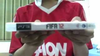 Unboxing   FIFA 12 (PS3 Arabic Version)