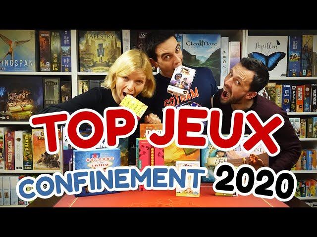 Les meilleurs jeux de société : Février-Mars 2020