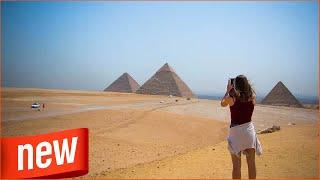 Politik | Ärger in Ägypten: Dänen nackt auf Pyramide von Gizeh?