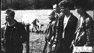 BGK - Cross criminals (hardcore punk Netherlands)