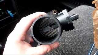 Не надо шутить с ТАЗАМИ или история о чистке ДМРВ Bosch 116 ВАЗ 2114