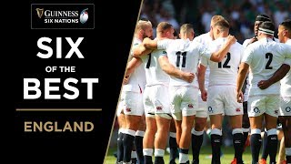 Six of the Best: England | Guinness Six Nations
