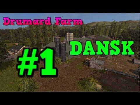 DANSK - FS17 | Drumard Farm Lets Play