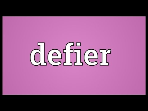 Header of defier