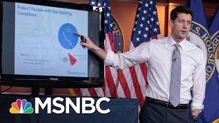 Rattner's Charts: AHCA Would Make Health Care Less Affordable | Morning Joe | MSNBC thumbnail