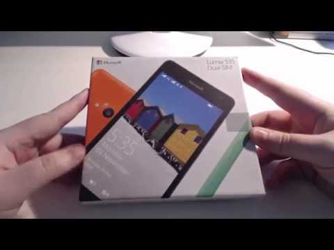 Microsoft Lumia 535 - 1/2 | Un Windows Phone abordable