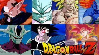 QUE ES CANON Y QUE NO EN DRAGON BALL Z
