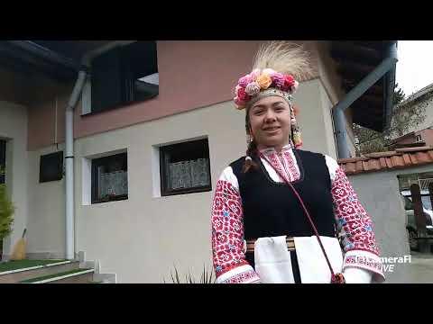 YouSofia TV: За традицията на Лазаровден в Бистрица