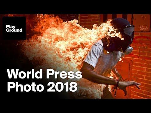 """Estas son las fotos más impactantes del año. """"World Press Photo 2018"""""""