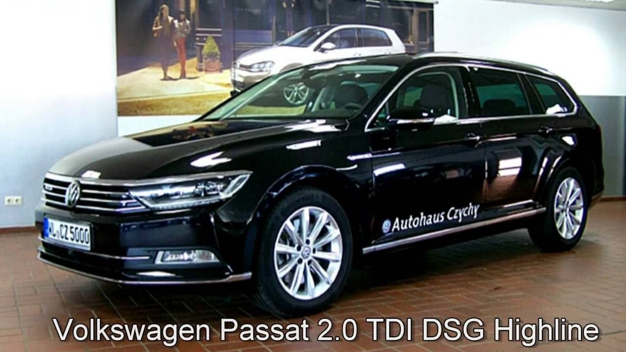 volkswagen passat variant 2 0 tdi dsg highline ge131198. Black Bedroom Furniture Sets. Home Design Ideas