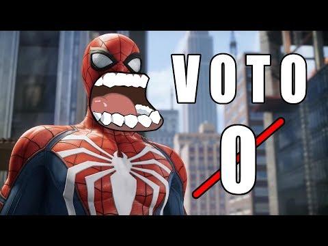 SPIDER-MAN - VOTO: ZERO!