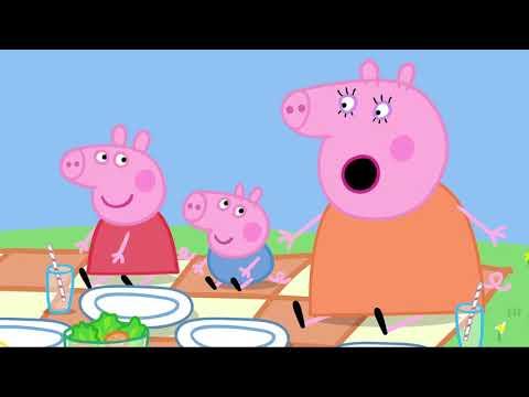 Свинка Гдездь 7 РИТП - Идём на пикничок