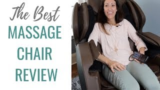 Zero Gravity Massage Chair Review....BEST Long Term Health Investment