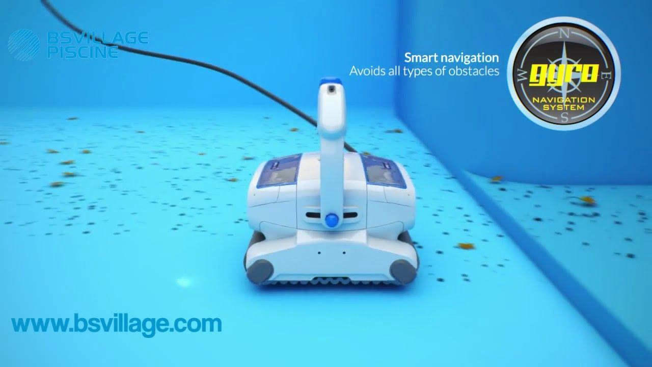 Robot Per Piscina.Robot Per Piscina Hurricane H Duo Astralpool