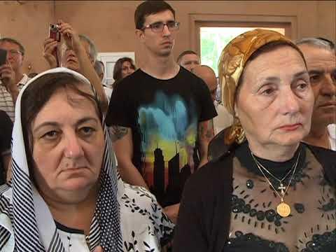 Открытие Армянской церкви Репортаж