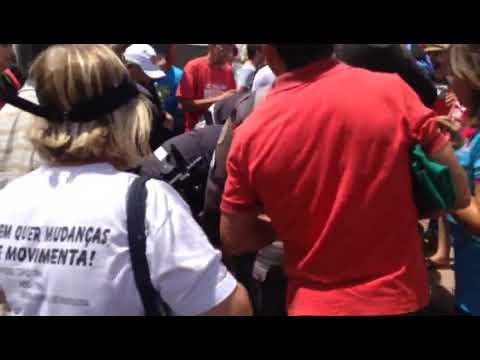 Polícia e sindicalistas voltam a ter novo confronto