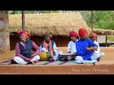 Tarr Tarr - Rajasthan's Folk Music - Shilpgram, Udaipur