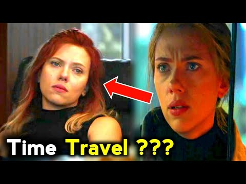 Avengers END GAME Black Widow in Time Travel ??? Explained in Tamil